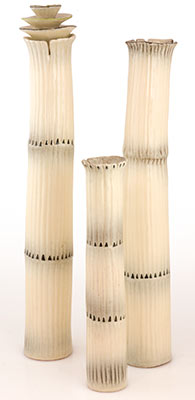 Padderokke-vaser
